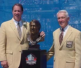 Jim Kelly & Marv Levy